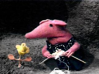 The Clangers Knitting Pattern : The Clangers